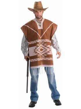 Lonesome Cowboy Mens Costume
