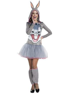 Looney Tunes Bugs Bunny Women's Costume