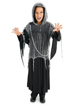 Lord Warlock Reaper Costume For Children