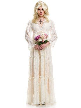 Lost Soul Gown Costume Women's Costume