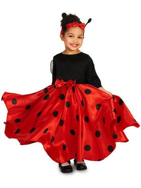 Lucky Ladybug Costume For Children