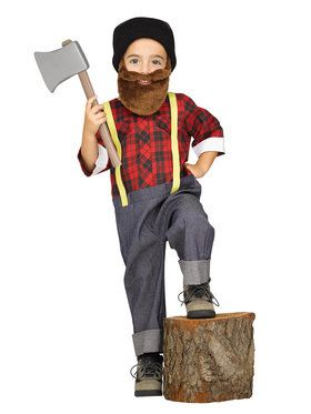 Lumberjack Costume Toddler