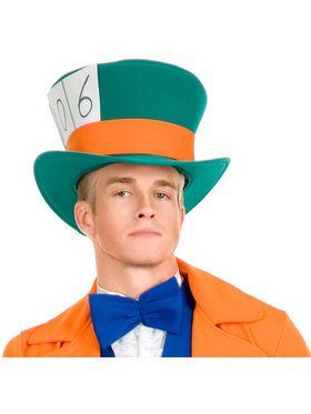 Mad Hatter Adult Hat
