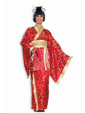 Madame Butterfly Adult Costume