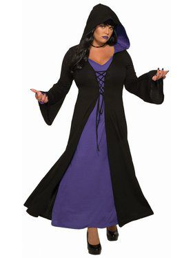 Madame Missterious Plus Adult Costume