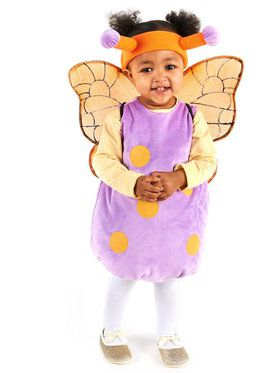 Baby Magical Butterfly Costume For Babies