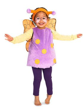 Magical Butterfly Costume For Toddlers