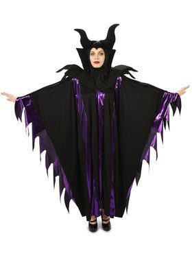 Magnificent Witch Costume For Adults