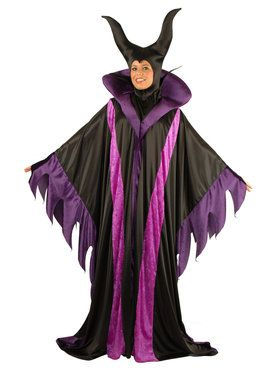Magnificent Witch Costume For Women