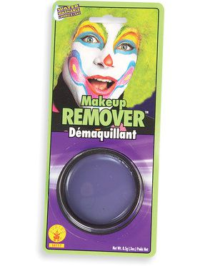 Make-up Remover for Halloween