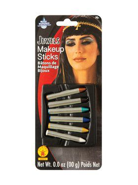 Jewel Makeup Sticks