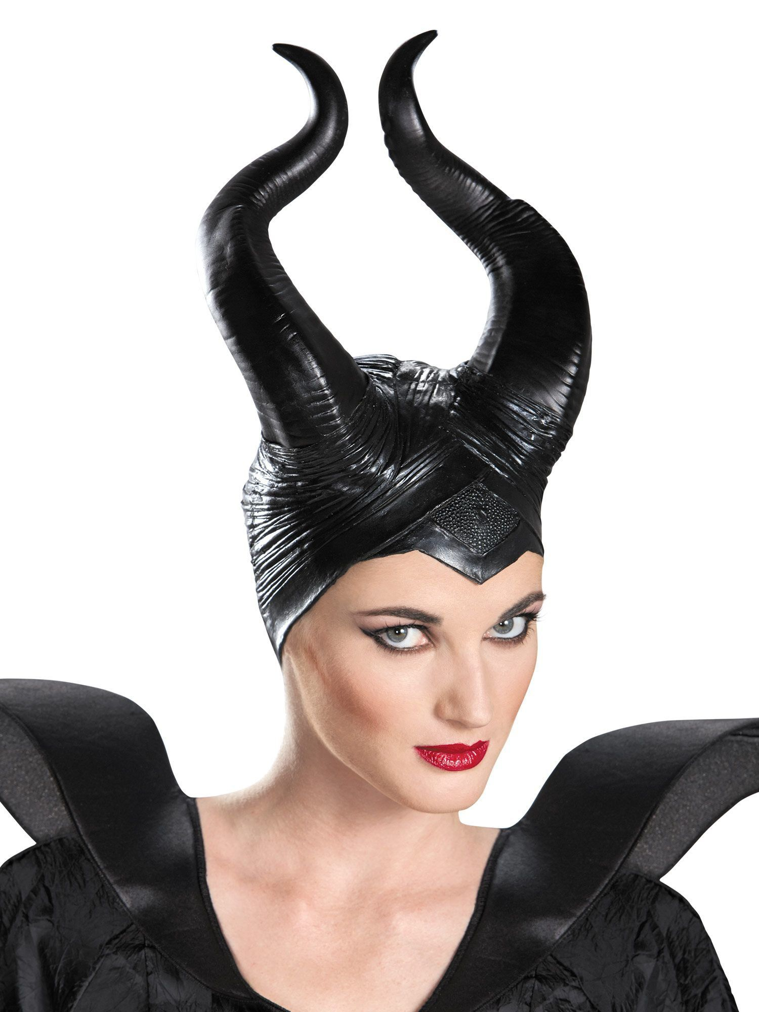 Maleficent Deluxe Horn Headdress Costume Accessories For