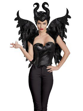 Maleficent Evil Queen Wings