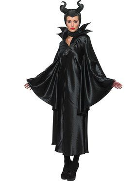 Maleficent Movie Women's Costume