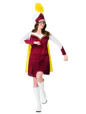 Female Adult Marching Band Costume