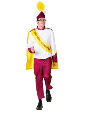 Male Adult Marching Band Costume