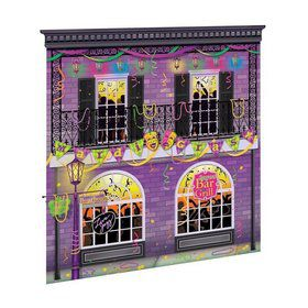 Mardi Gras Scene Setter Wall Decorating Kit Set