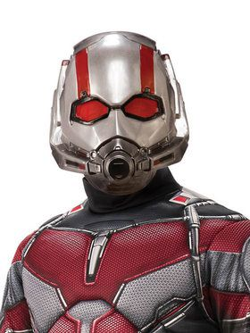 Ant-Man & The Wasp Marvel Ant-Man Adult 1/2 Mask