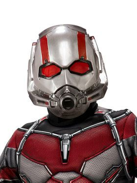 Ant-Man & The Wasp Marvel Ant-Man Child 1/2 Mask