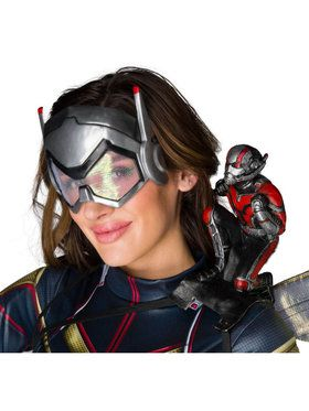 Marvel: Ant-Man & The Wasp Adult Ant-Man Shoulder Accessory