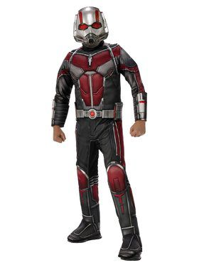 Marvel Ant-Man & The Wasp Deluxe Ant-Man Boys Costume