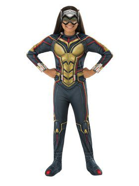 Marvel: Ant-Man & The Wasp Girls Wasp Costume