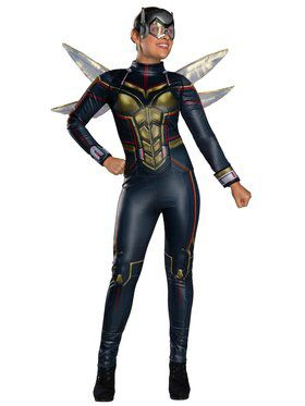 Marvel: Ant-Man & The Wasp Womens Secret Wishes Wasp Costume