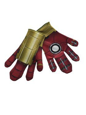Marvel: Avengers: Infinity War Adult Hulkbuster Gloves