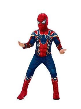Marvel: Avengers: Infinity War Iron Spider Deluxe Boys Costume