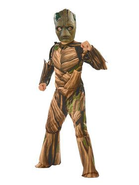 Marvel: Avengers: Infinity War Teen Groot Deluxe Boys Costume