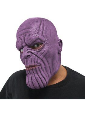 Infinity War Thanos Marvel Avengers 3/4 Child Mask