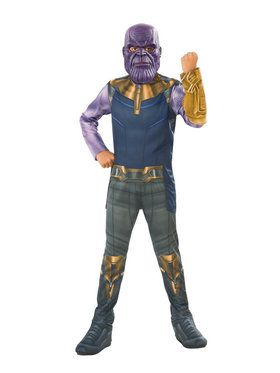 Marvel: Avengers: Infinity War Thanos Boys Costume
