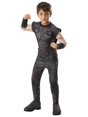 Marvel: Avengers: Infinity War Thor Boys Costume