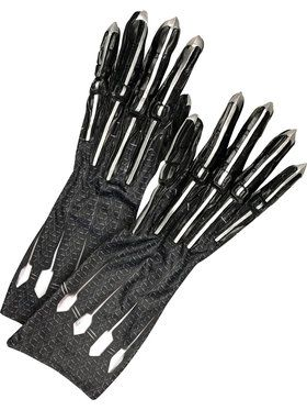 Marvel: Black Panther Movie Deluxe Adult Black Panther Gloves With Claws