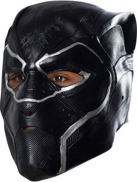 Marvel: Black Panther Movie Child Black Panther 3/4 Mask