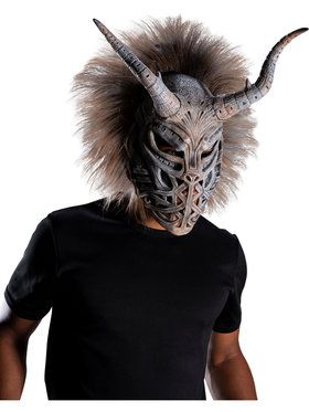 Marvel: Black Panther Adult Erik Killmonger Mask