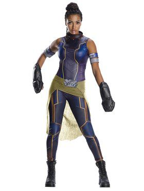 Marvel: Black Panther Movie Deluxe Womens Shuri Costume