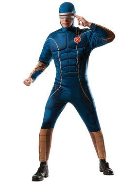Marvel X-Men Cyclops Costume