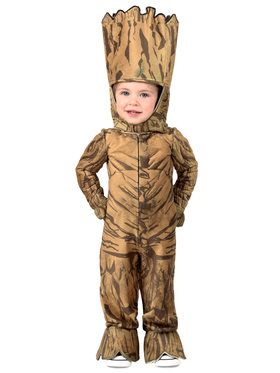 Marvel Toddler Groot Jumpsuit Costume