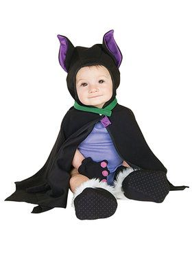Lil Bat Caped Toddler Costume