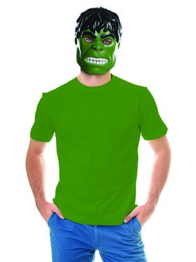 Adult Marvel Heroes Hulk Mask