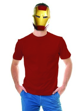 Adult Marvel Heroes Classic Iron Man Mask