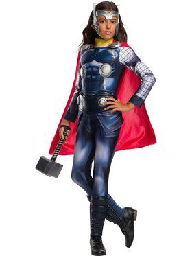 Marvel Universe Thor Costume for Kids