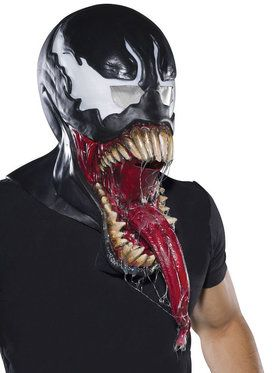 Marvel Universe Venom Adult Latex Mask