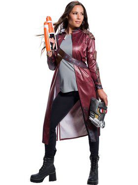 Marvel Universe Star Lord Costume for Women