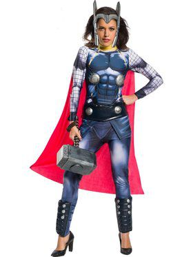 Marvel Universe Thor Costume for Women