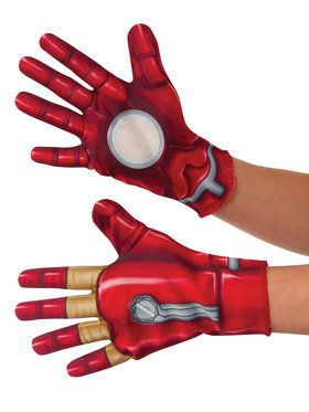 Marvel's Captain America: Civil War - Boys Iron Man Gloves