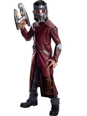 Marvel's Guardian of the Galaxy Deluxe Star Lord Boy's Costume
