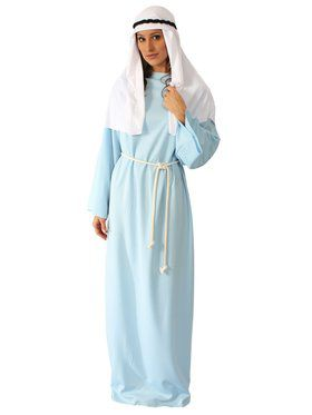 Mary Biblical Gown Women's Costume