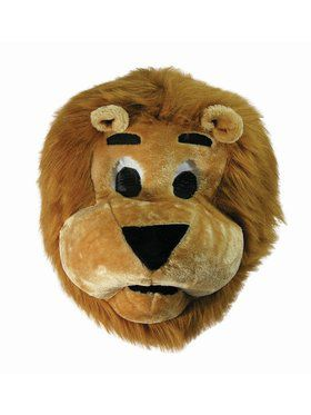 Mascot Masks Adult Lion